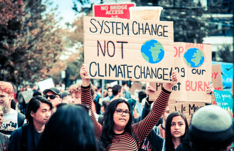 ¿Cómo resolvería la crisis climática la planificación socialista?